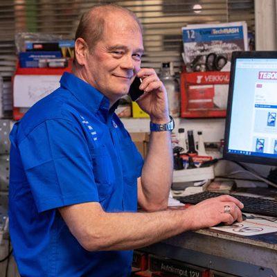 Timo Ramula | myymäläpäällikkö